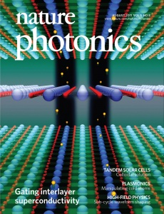 Nature Photonics August 2011
